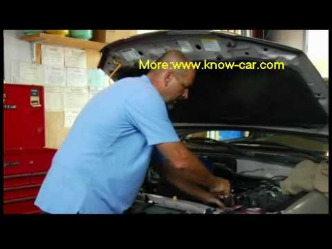 Car cleaning videos:How to Clean Battery Terminals