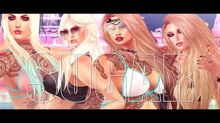 Secondlife Music Video | Sugar Robin Schulz