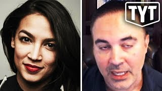 Alexandria Ocasio-Cortez DESTROYS Conservative Troll