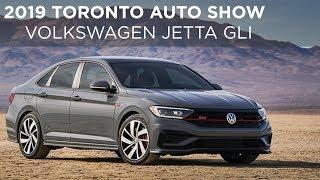 2019 Toronto Auto Show   Volkswagen Jetta GLI   Driving.ca