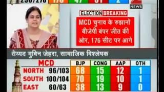 MCD Election Results 2017: BJP headed for landslide win in Delhi