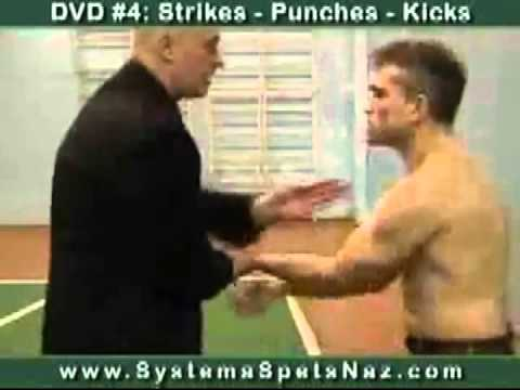 Systema Spetsnaz DVD # 4- Strikes-Punches-Kicks Image 1