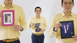 Kid Chan: Celebrity Photographer | Best-selling Author | Curtin Alumnus