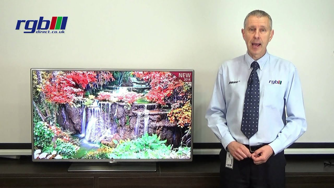 32D3454DB  32 High Definition SMART LED TV with builtin