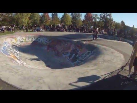 JAKS Skateboard Contest 2015
