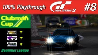 Gran Turismo 3 - #8 - Clubman Cup (100% PT)