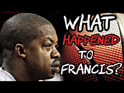 STEVE FRANCIS: NBA's FORGOTTEN STAR (TRAGIC STORY)
