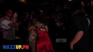 Part 3 Barcelona Premiere Night   After the movie  Kathniel Daniel Padilla Kathryn Bernanrdo