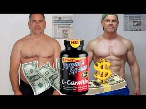 Л-карнитин (l-carnitine)
