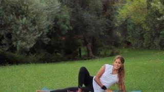 أفضل تمارين لشد عضلات الفخذ الداخلية  | مع دوريس
