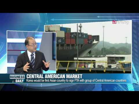 Business Daily-Asia′s first free trade pact with Central America, the prospect?
