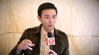 Aloysius Pang talks about 'Served H.O.T.'