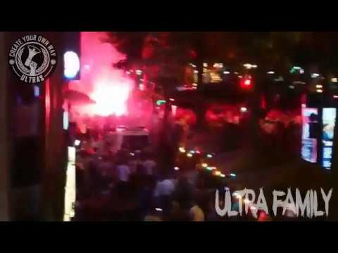 Fan Reactions of the Croatia Fans after the WIN thumbnail