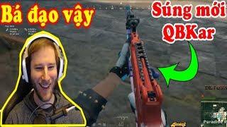 PUBG Highlight | Xuất hiện khẩu súng mới QBKar - Cách nhảy dù bá đạo của thánh đá stream Wadu hek