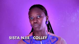 FIILATV with Colley and Sister Njie