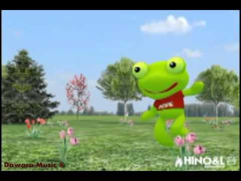 Sapo Pepe cantado por PAOLA  . --   by Dawara Music