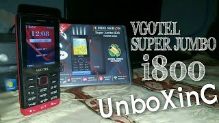Download VGOTEL i800 Unboxing | Full Review | Mobile World Urdu 3Gp Mp4