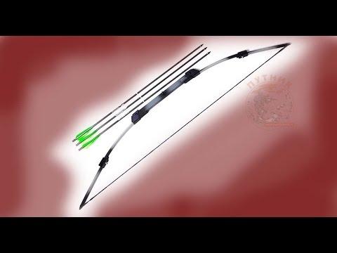 складной лук для выживания  Compact Folding Survival Bow