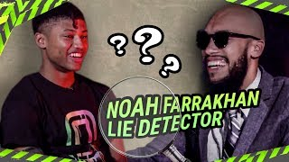 IMG Academy's Noah Farrakhan Gets PRESSED On LaMelo Ball & Spire! Funniest Player In Nation Is WILD!
