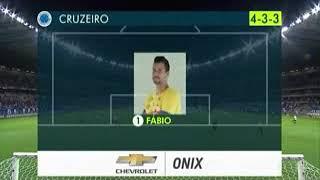 CRUZEIRO 1X0 CORINTHIANS BRASILEIRÃO 2018
