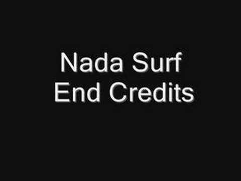 Nada Surf - End Credits