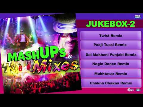 Mashups & Mixes - Jukebox 2