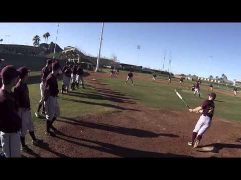 Arizona State Baseball 2013: Whiffle Ball World Series
