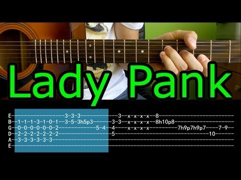 Jak Zagrać - Lady Pank - Zawsze Tam Gdzie Ty - Kompletna Lekcja HD
