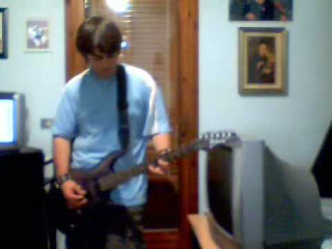 Simple Plan - Perfect World Guitar Cover By xXxChrisxXx61676xXx