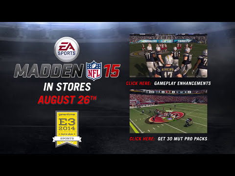 NFL Rookies react to their Madden 15 Ratings