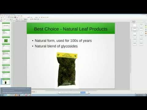 Stevia Sweetner Review   Where to Buy Stevia, the Healthier Sugar Alternative