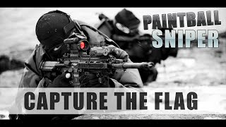 PAINTBALL SNIPER - Castle Field - Defence/Capture The Flag