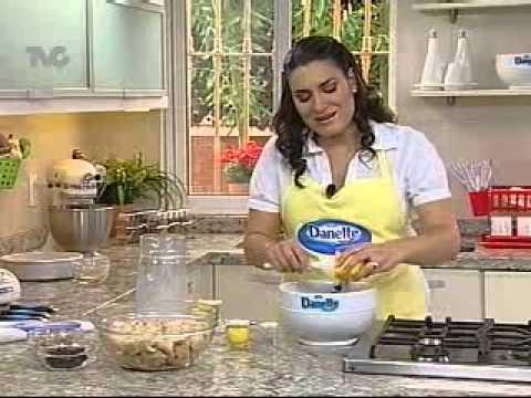 Receta para preparar Budín de pan