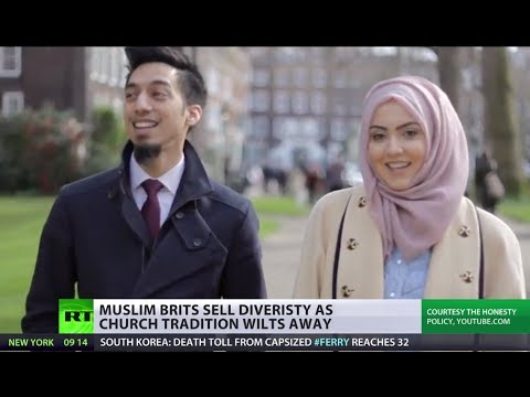 Islam fastest growing religion in UK as churches decline
