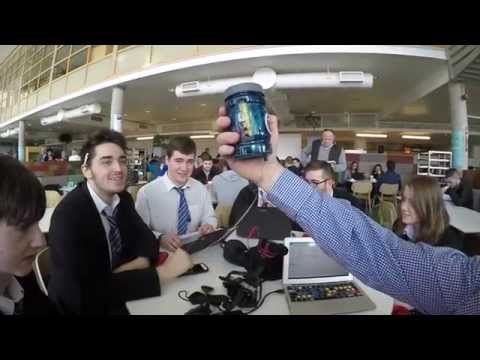 CanSat 2015 (Limerick Institute of Technology)