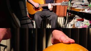 Alors on Danse - Stromae - Guitare Acoustique et Calebasse Cover