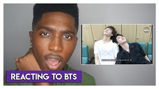 Download Lagu BTS Couple Moments/Sexual Tension (REACTION) | Jayden Reacts Gratis STAFABAND