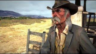 Red Dead Redemption Stories: Landon Rickets. All Cut Scenes.