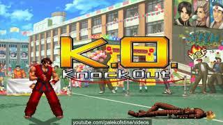 KOF 2002 UM - Nikolai-保力達 VS 房管 (Fangguan)【15•10•2018】