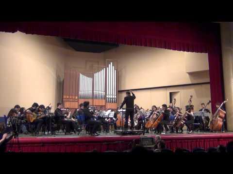 Carlos Pacheco Torres-Fandango al Niño Miguel-Orquestado