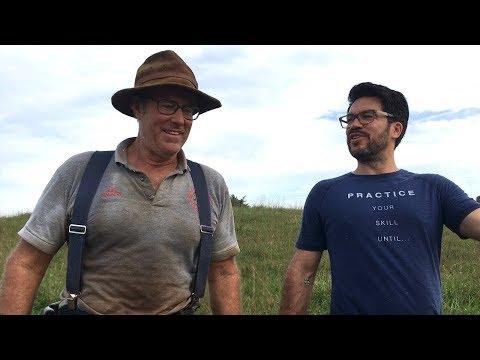 The Foundations of Wealth, What They Didn't Teach You in School with Joel Salatin