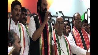 TPCC President Uttam Kumar Reddy Responds To CM KCR Comments On T Congress