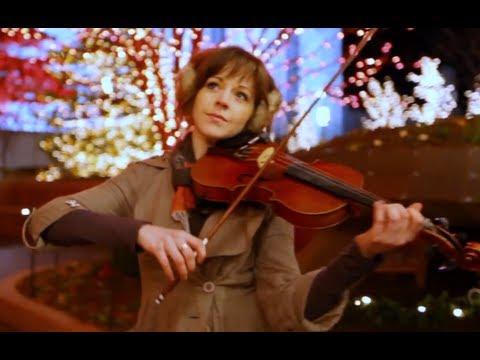 Silent Night - Lindsey Stirling video