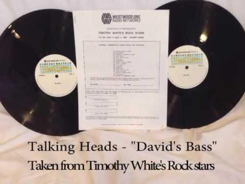 Talking Heads - Gangster Of Love