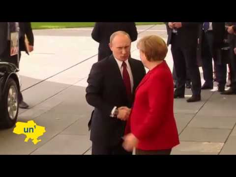 US and EU united against Putin: Obama and Merkel threaten Kremlin with tougher Ukraine sanctions