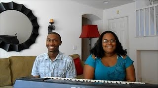 FIFTH HARMONY FT. TY DOLLA $IGN - WORK FROM HOME - Live Acoustic Piano Cover - Tenorbuds