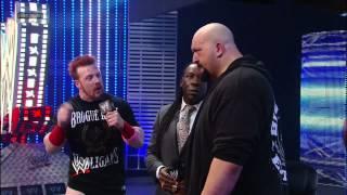 Booker T presents a Brogue Kick vs. KO Punch Contest: SmackDown, Oct. 12, 2012