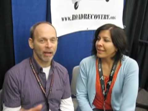 Wayne Kramer and Margaret Kramer announce Road Recovery Benefit Concert 2009- NYC
