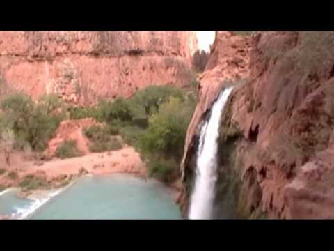 Supai Arizona with James, Eric and Ramon Part 1