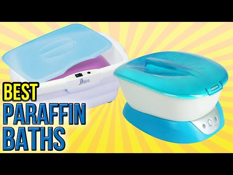 6 Best Paraffin Baths 2016